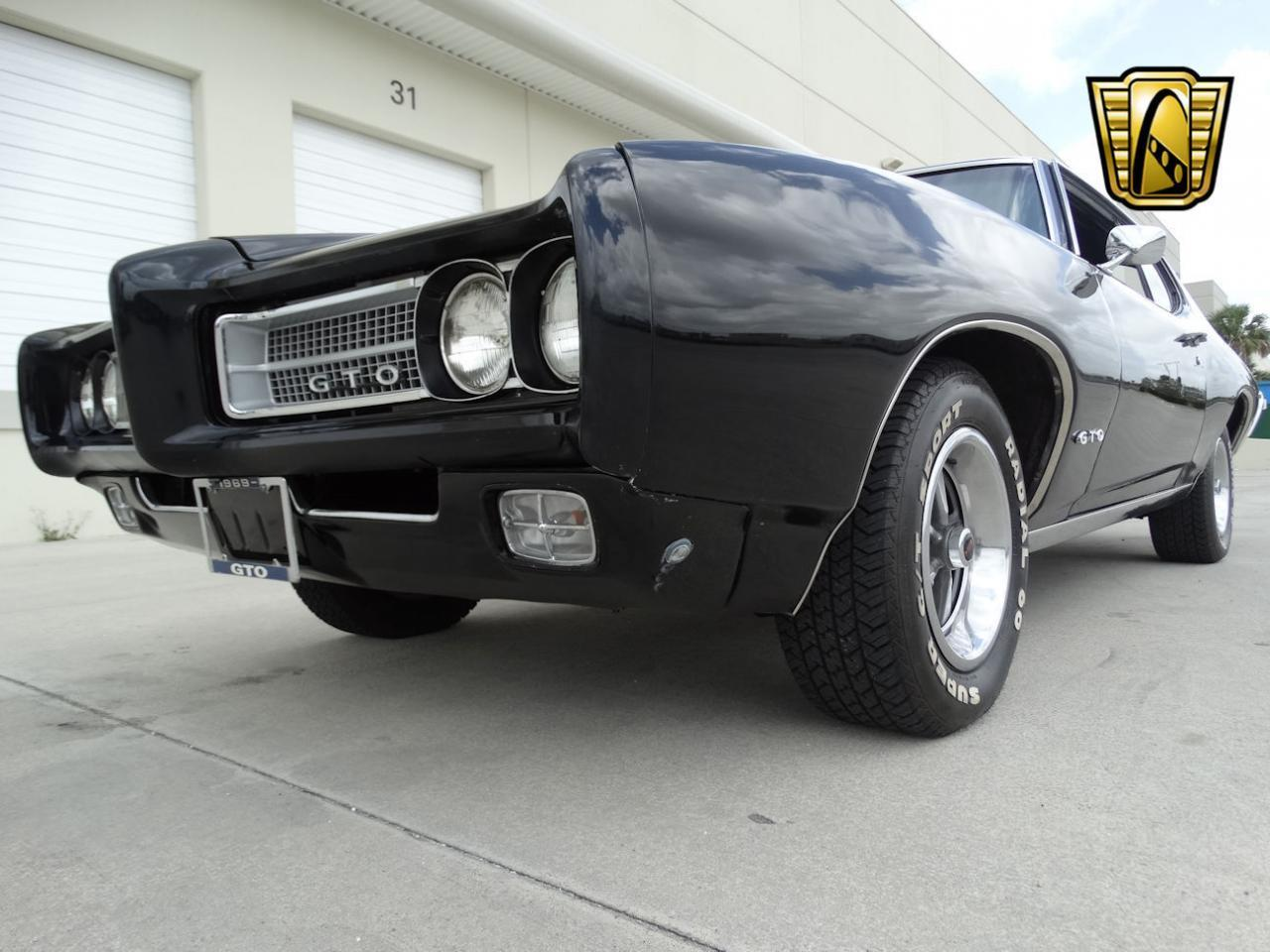Large Picture of '69 GTO - $47,995.00 Offered by Gateway Classic Cars - Fort Lauderdale - L4JS