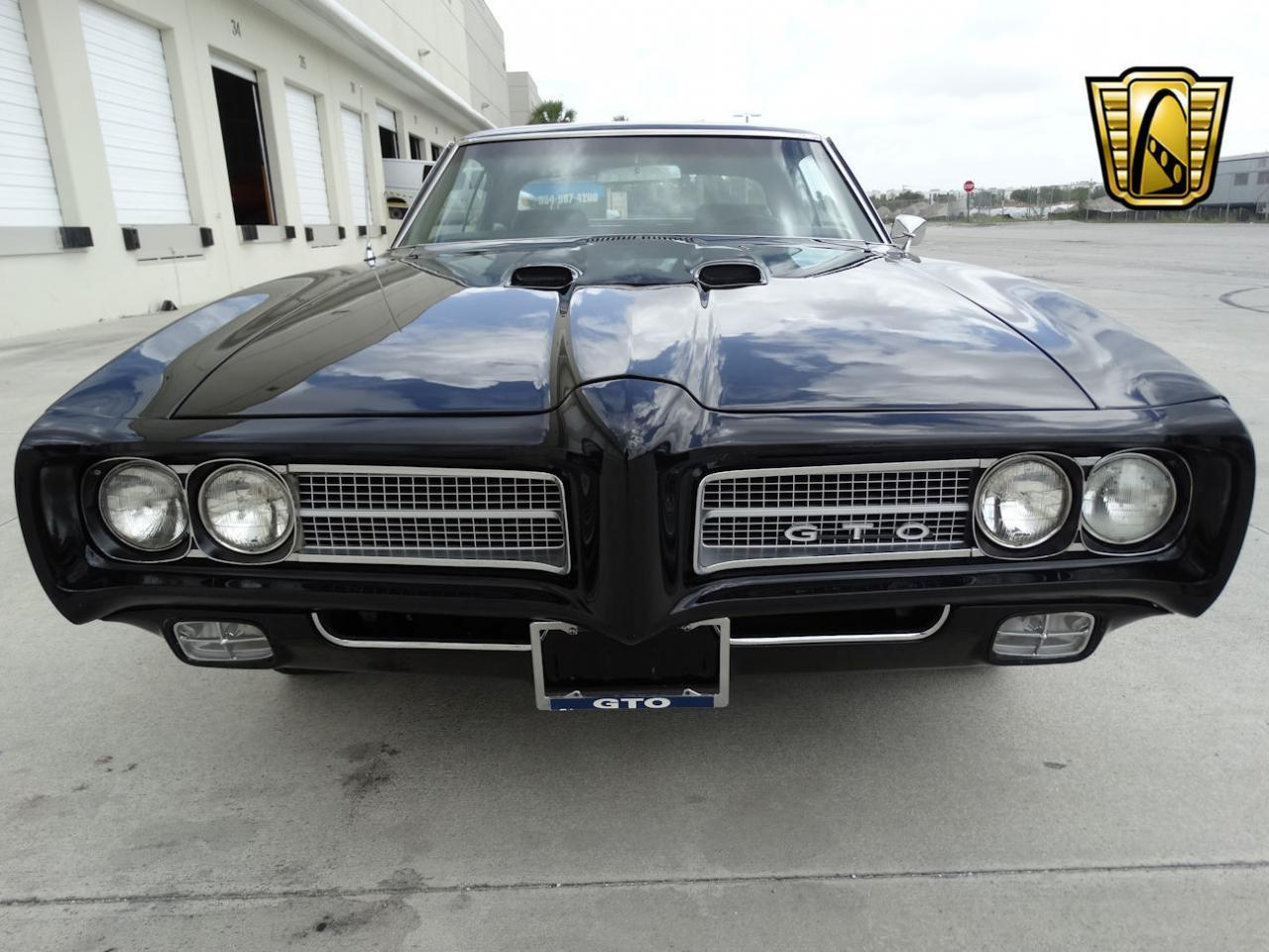 Large Picture of '69 Pontiac GTO Offered by Gateway Classic Cars - Fort Lauderdale - L4JS