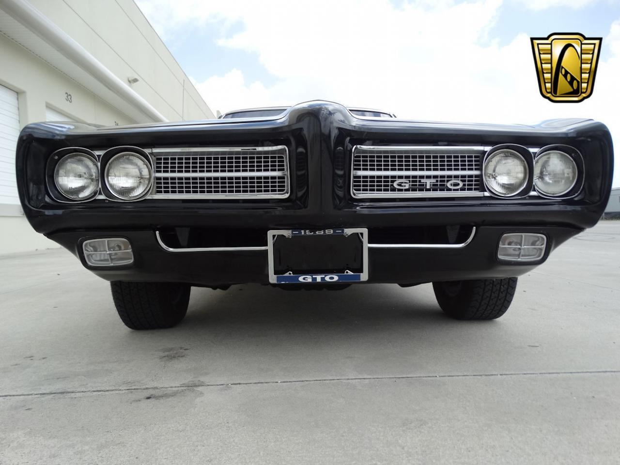 Large Picture of Classic 1969 Pontiac GTO - $47,995.00 - L4JS