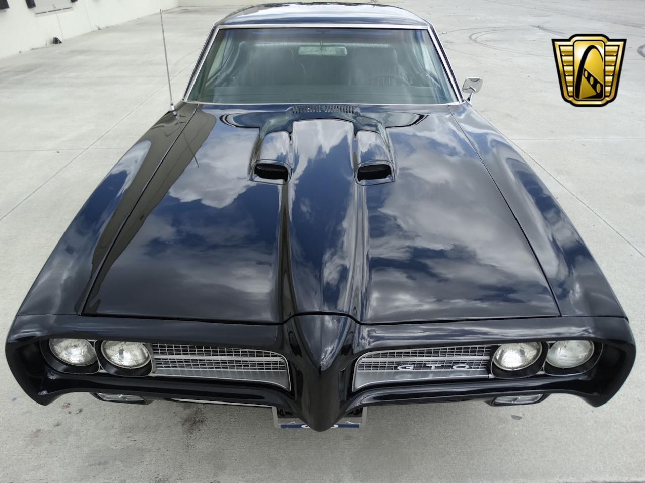 Large Picture of Classic 1969 Pontiac GTO located in Florida Offered by Gateway Classic Cars - Fort Lauderdale - L4JS