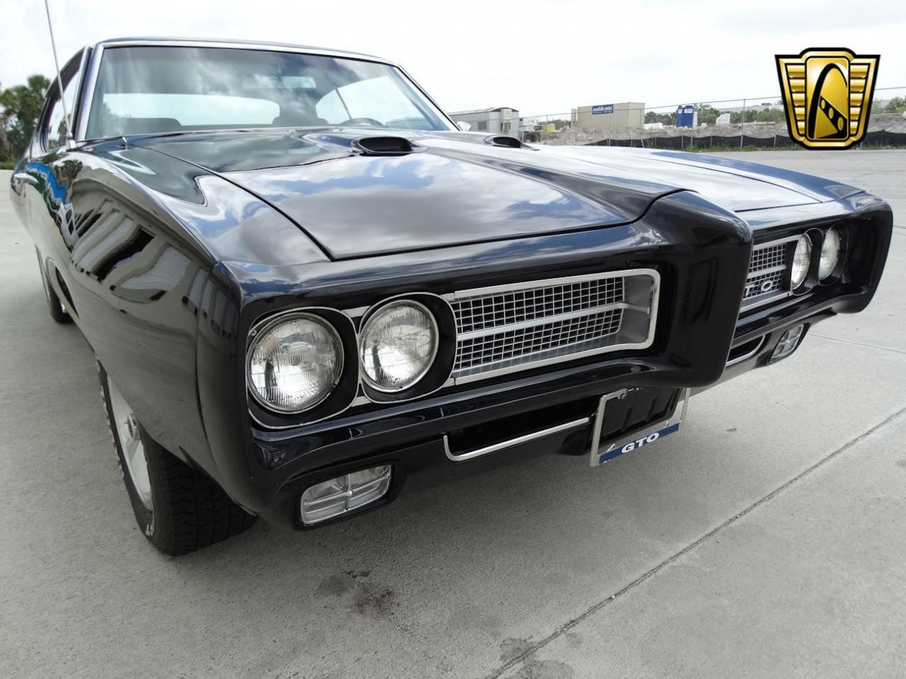 Large Picture of Classic 1969 GTO - L4JS