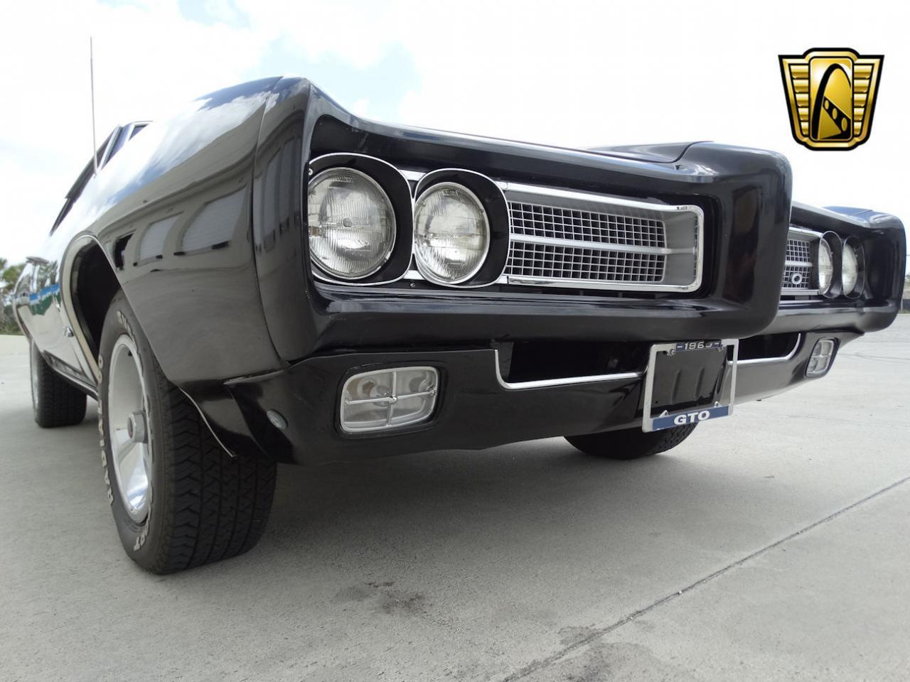 Large Picture of Classic '69 Pontiac GTO - L4JS
