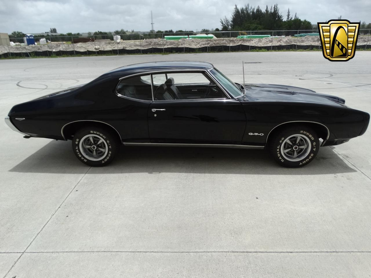 Large Picture of Classic '69 GTO located in Florida - $47,995.00 - L4JS