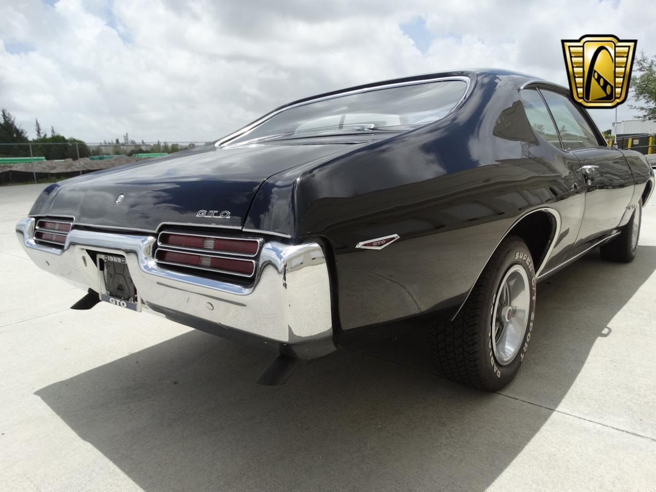 Large Picture of Classic 1969 Pontiac GTO located in Coral Springs Florida - L4JS