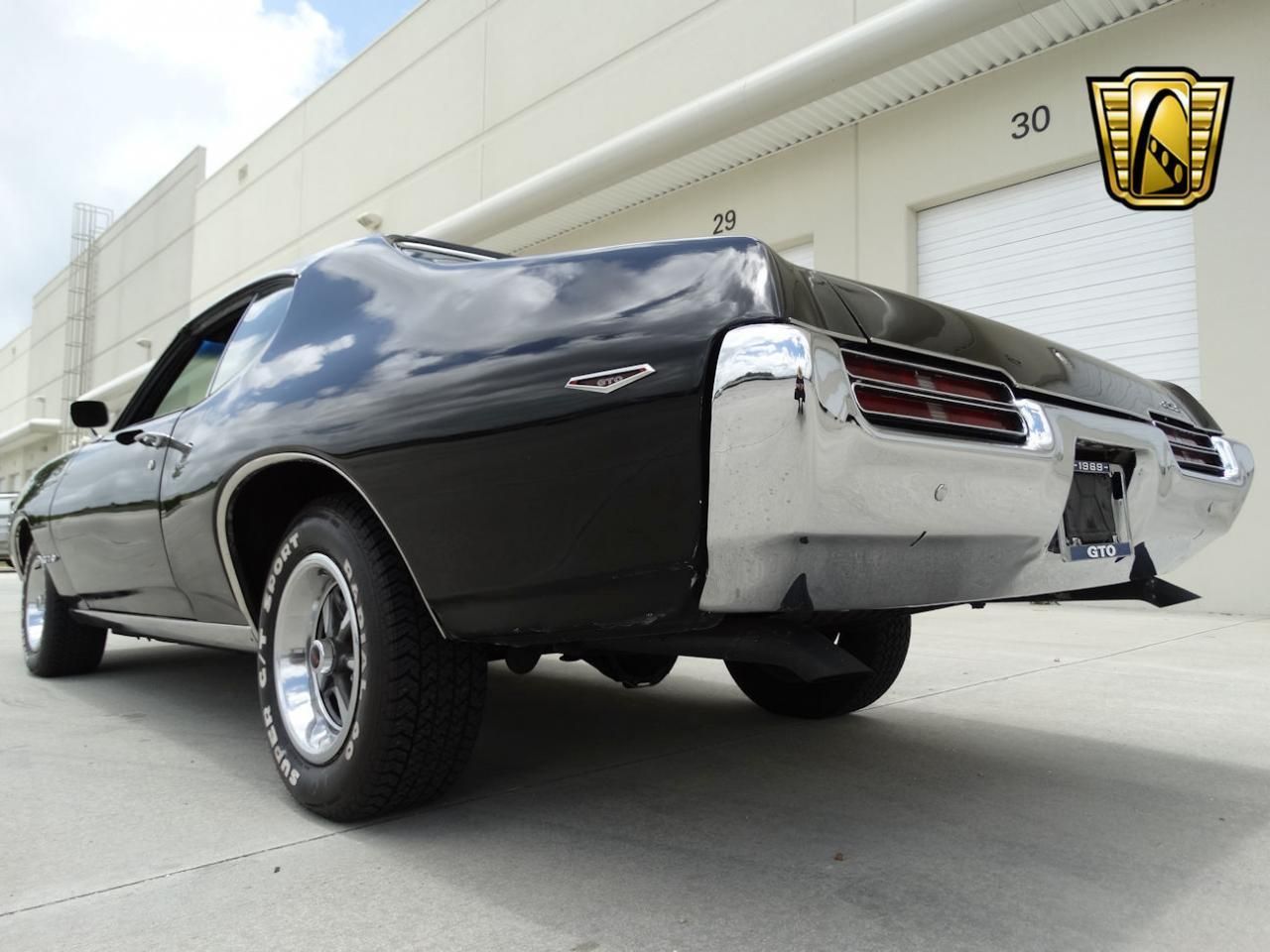 Large Picture of 1969 Pontiac GTO located in Coral Springs Florida - $47,995.00 - L4JS