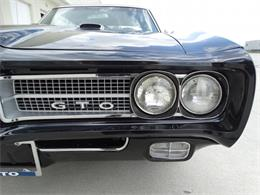 Picture of Classic '69 Pontiac GTO located in Florida Offered by Gateway Classic Cars - Fort Lauderdale - L4JS