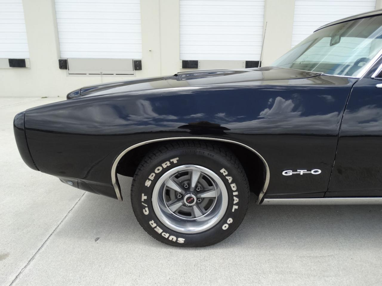 Large Picture of Classic '69 Pontiac GTO located in Coral Springs Florida Offered by Gateway Classic Cars - Fort Lauderdale - L4JS