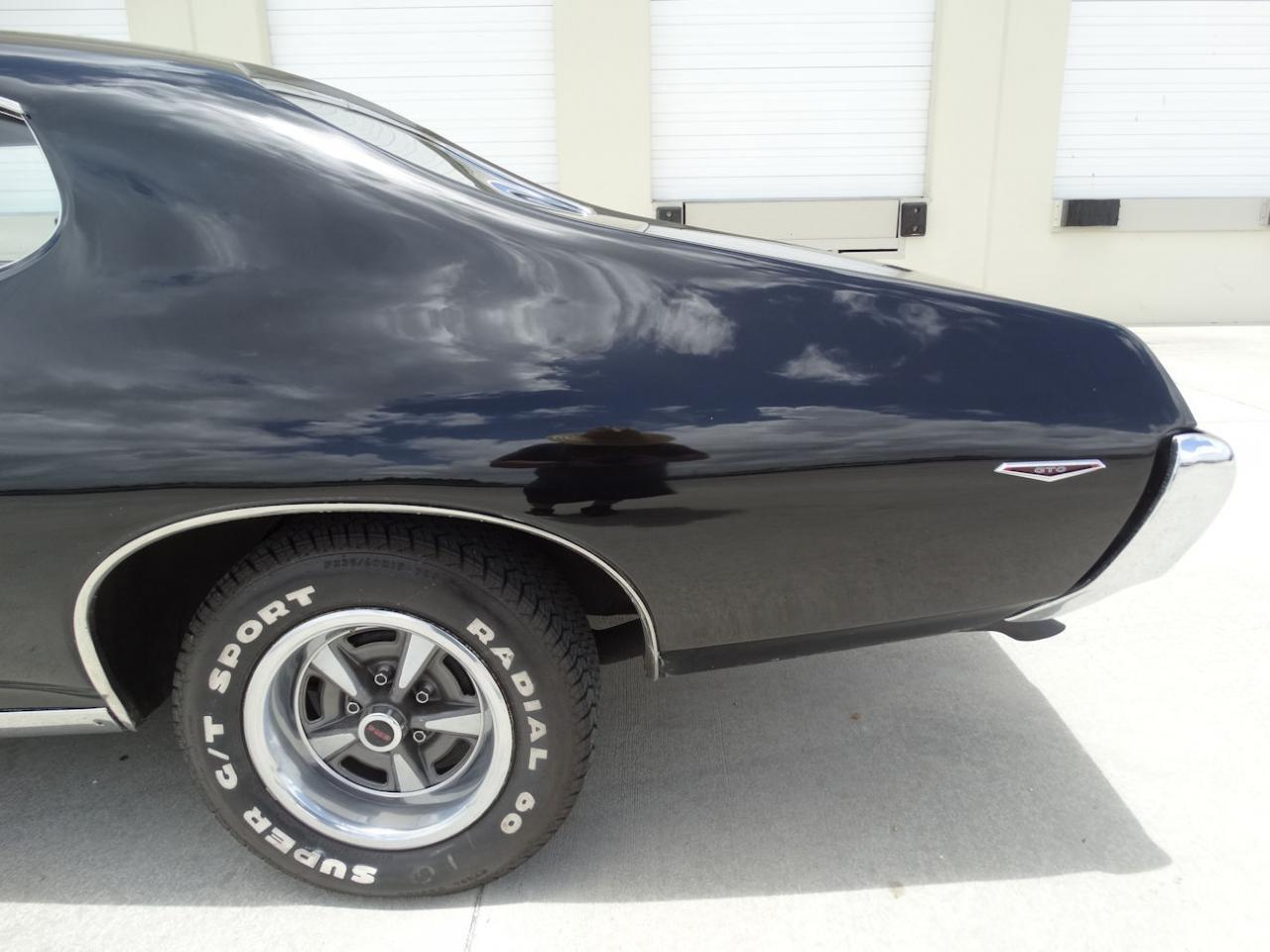 Large Picture of 1969 Pontiac GTO located in Florida Offered by Gateway Classic Cars - Fort Lauderdale - L4JS