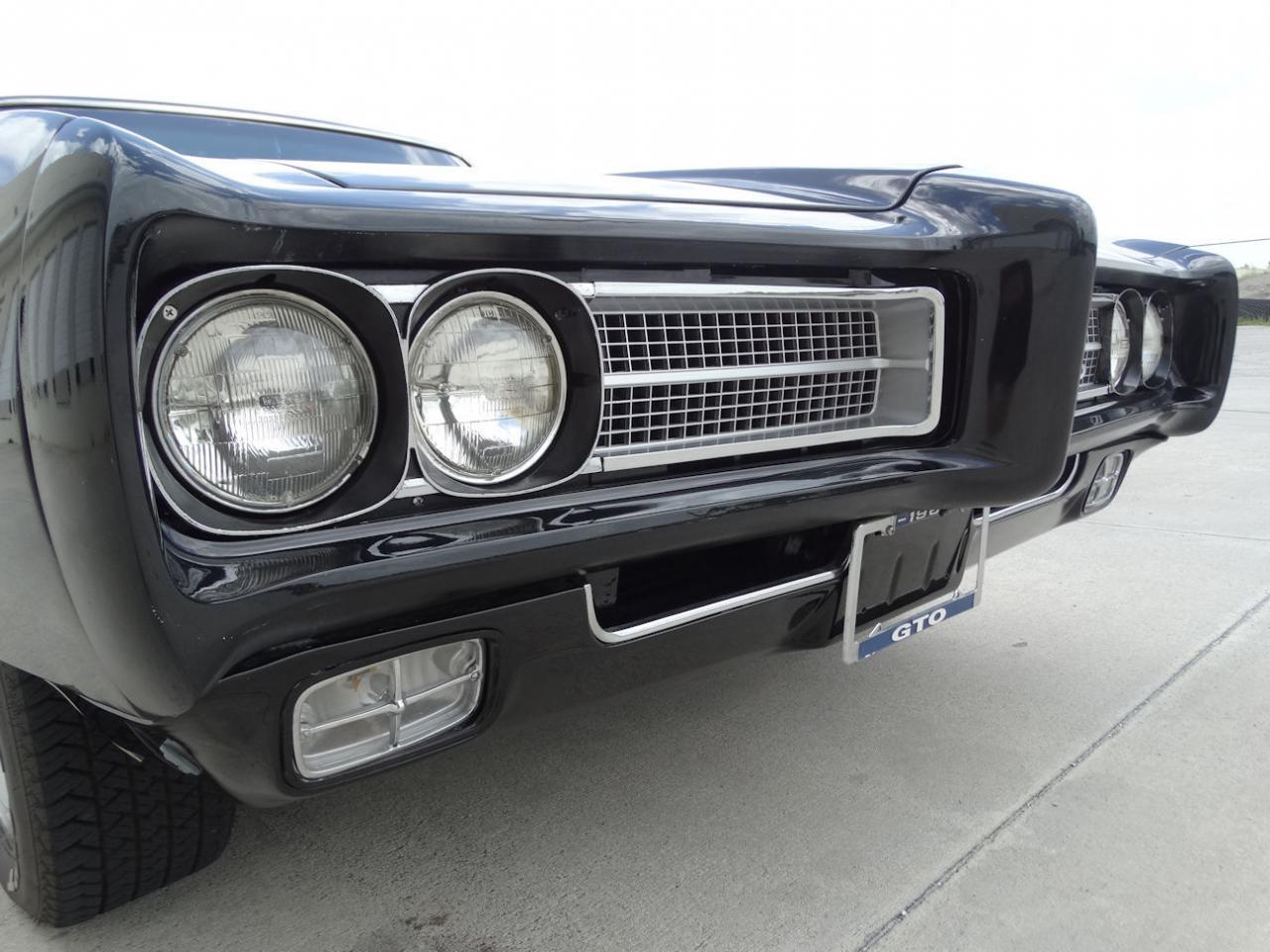 Large Picture of 1969 GTO - L4JS