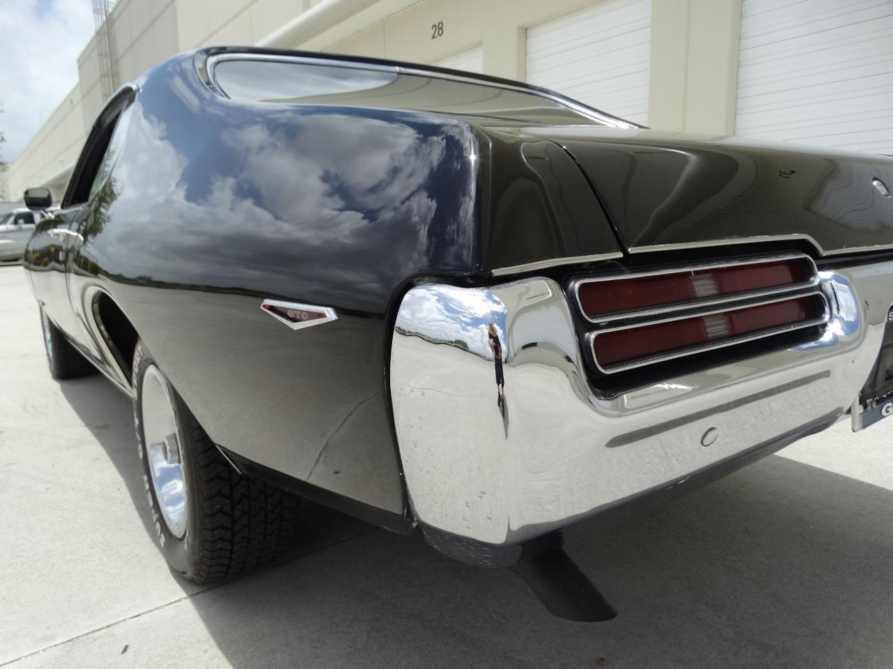 Large Picture of Classic '69 Pontiac GTO - $47,995.00 Offered by Gateway Classic Cars - Fort Lauderdale - L4JS