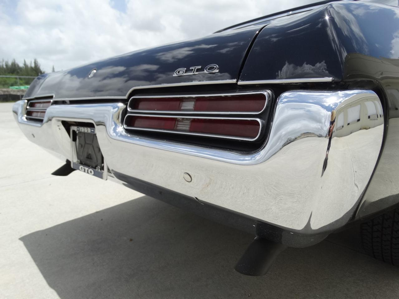 Large Picture of 1969 GTO - $47,995.00 Offered by Gateway Classic Cars - Fort Lauderdale - L4JS