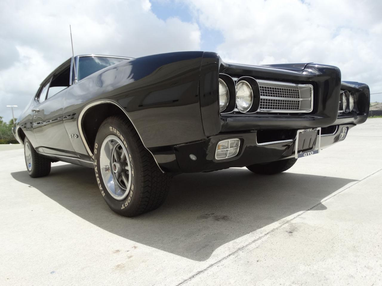 Large Picture of '69 GTO located in Florida - $47,995.00 Offered by Gateway Classic Cars - Fort Lauderdale - L4JS