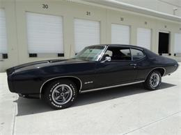 Picture of 1969 Pontiac GTO located in Florida - $47,995.00 Offered by Gateway Classic Cars - Fort Lauderdale - L4JS