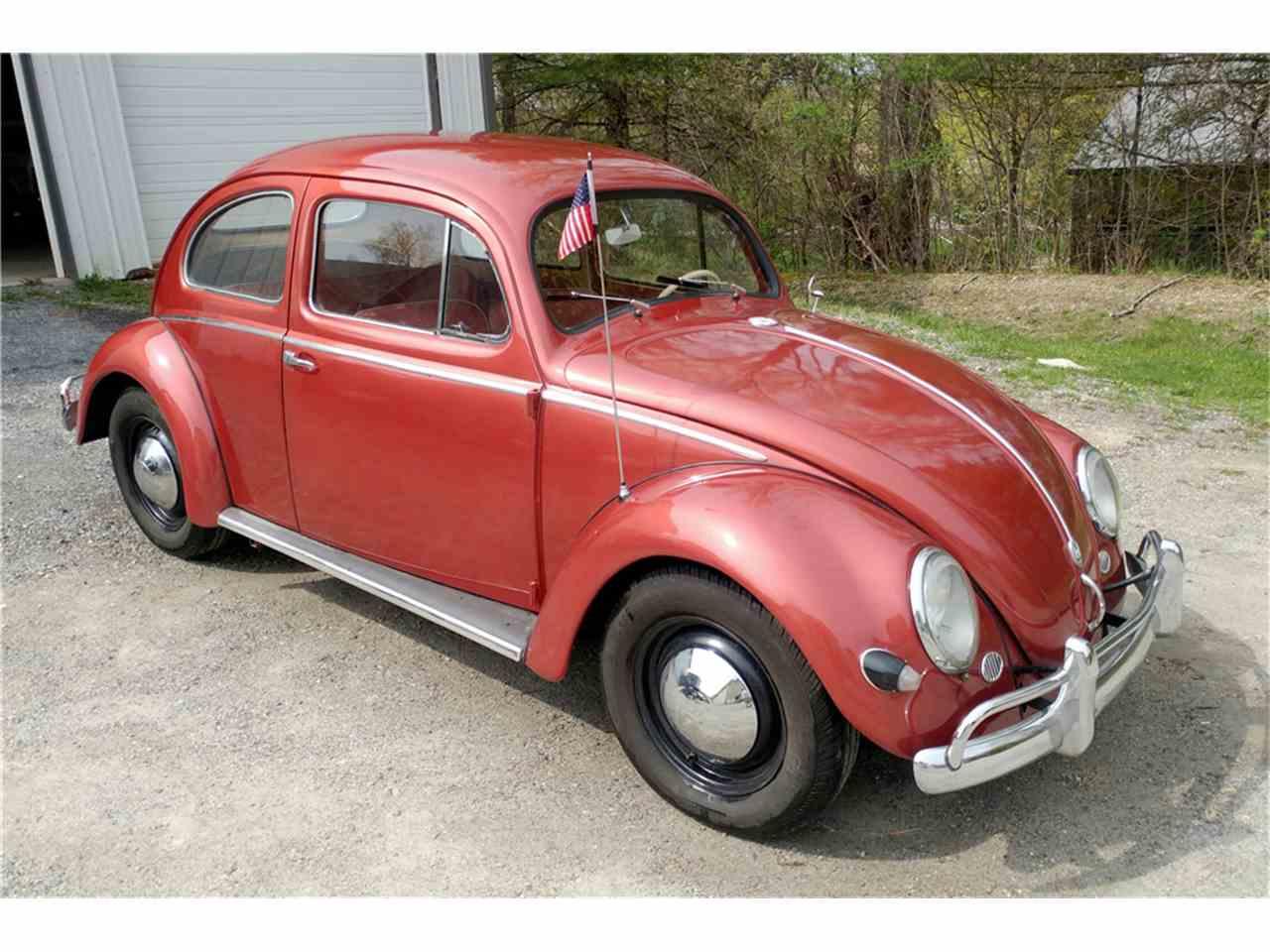 1956 Volkswagen Beetle for Sale | ClicCars.com | CC-985720
