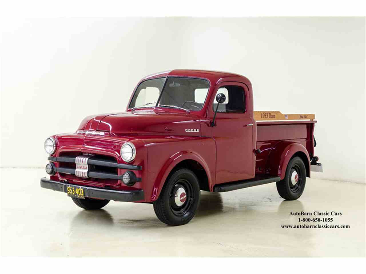 Large Picture of '53 1/2-Ton Pickup - L4QY