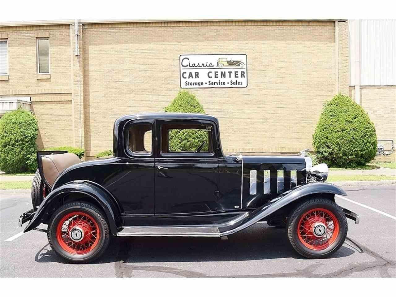 Auto For Sale Fredericksburg Va: 1932 Chevrolet BA Sports Coupe For Sale