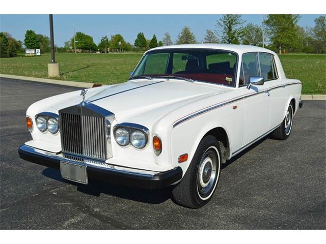 1980 Rolls-Royce Silver Shadow