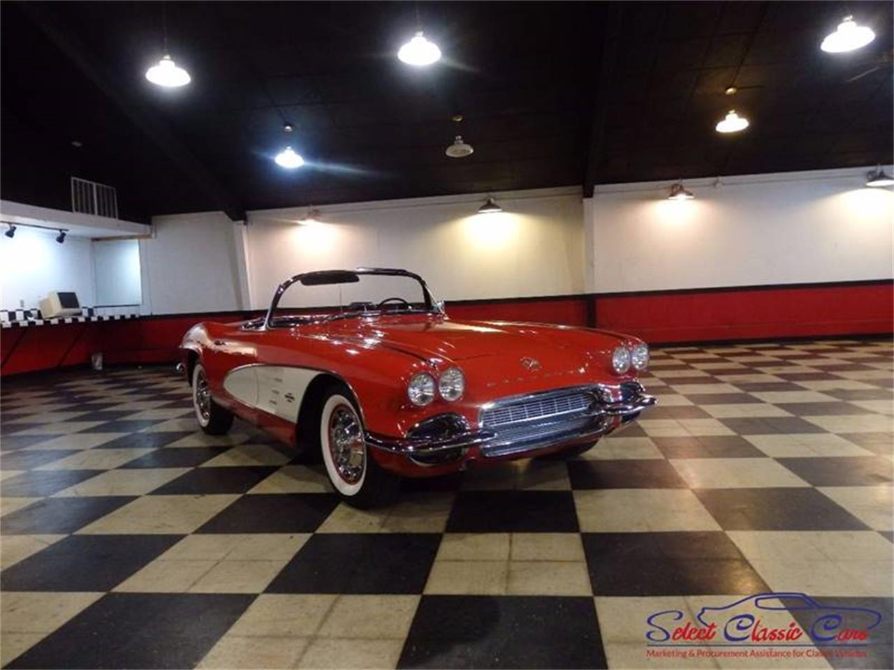 Large Picture of Classic 1961 Corvette located in Hiram Georgia - $69,500.00 Offered by Select Classic Cars - L521