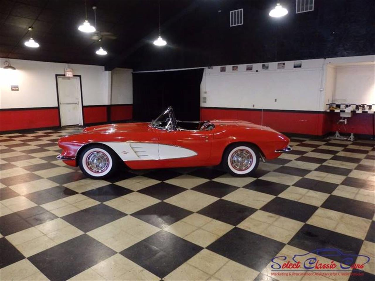 Large Picture of 1961 Corvette located in Hiram Georgia - $69,500.00 Offered by Select Classic Cars - L521