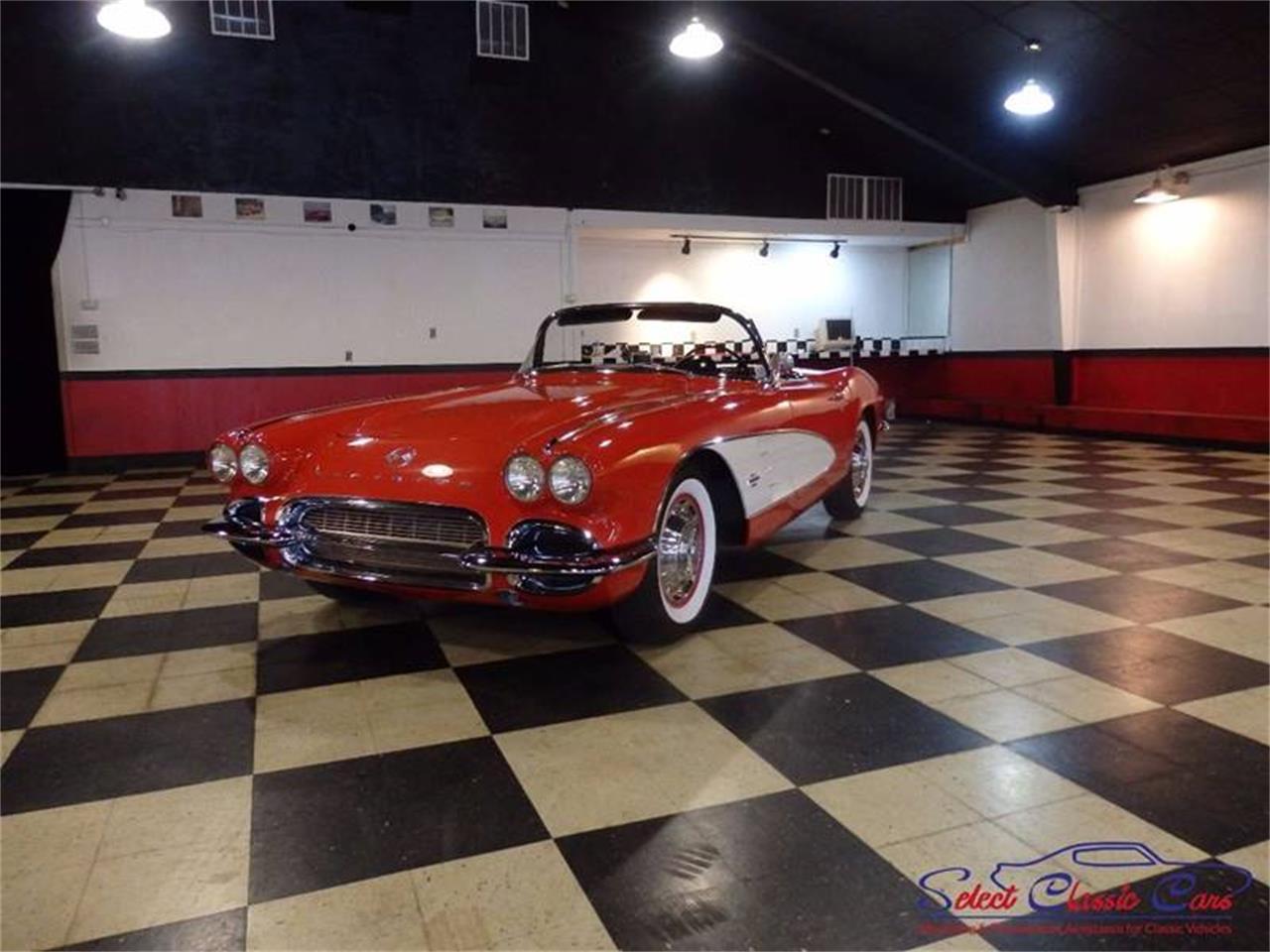 Large Picture of Classic 1961 Chevrolet Corvette located in Hiram Georgia - $69,500.00 - L521