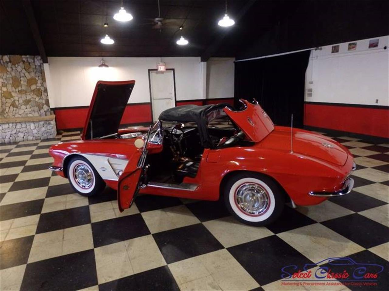 Large Picture of Classic 1961 Corvette located in Georgia Offered by Select Classic Cars - L521