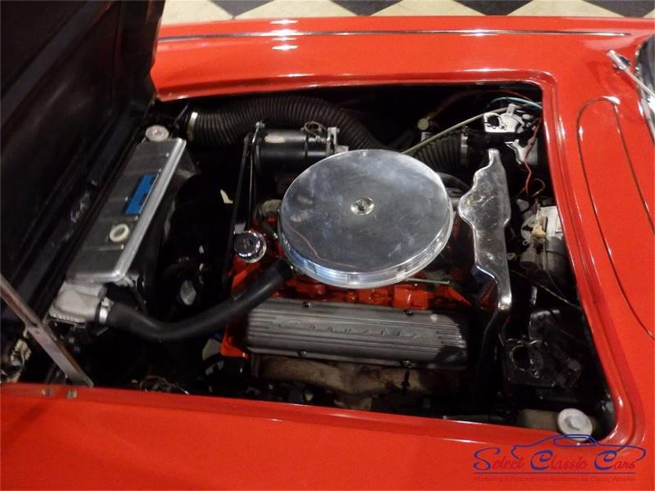 Large Picture of Classic 1961 Corvette located in Hiram Georgia Offered by Select Classic Cars - L521