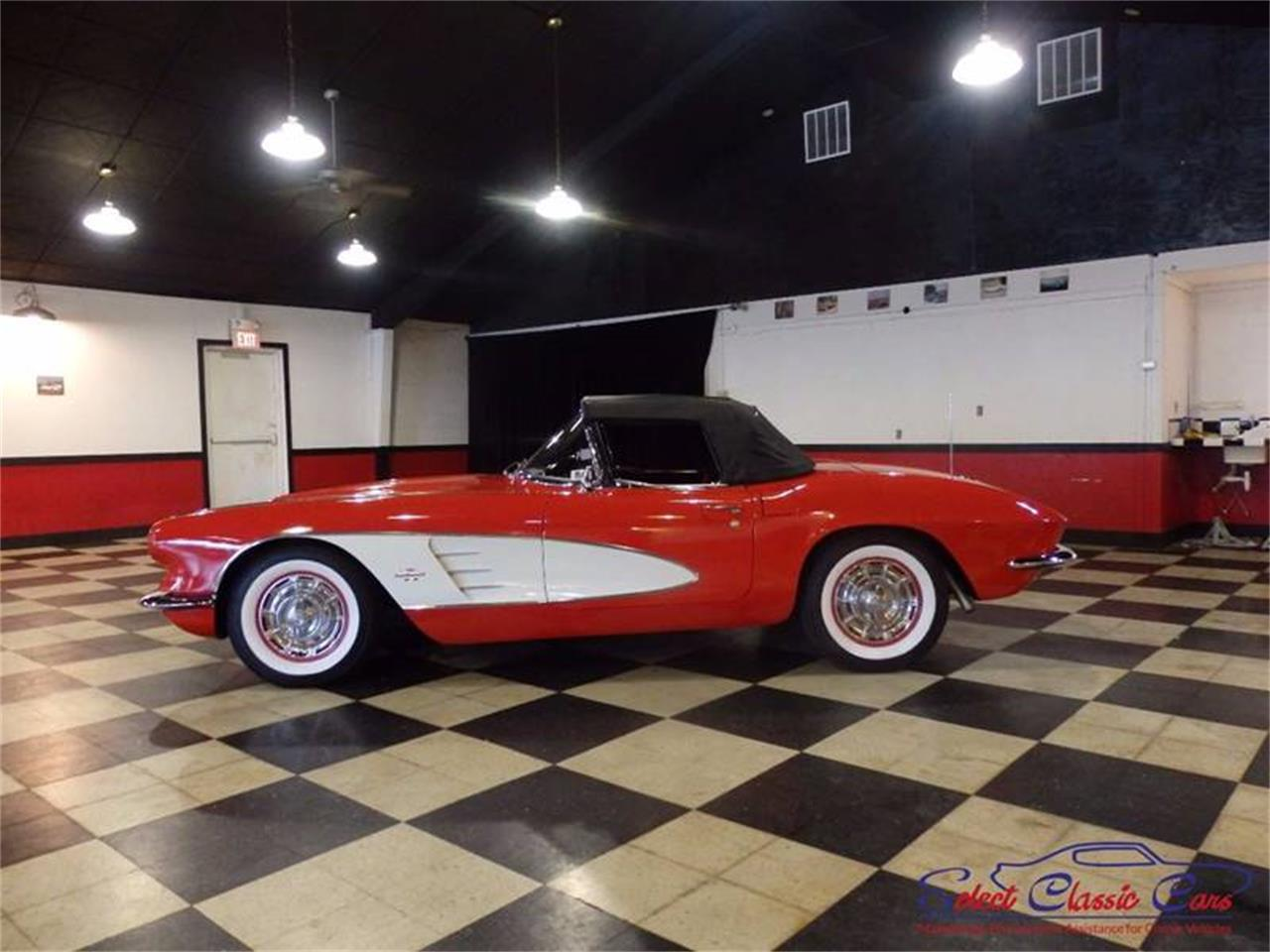 Large Picture of Classic 1961 Chevrolet Corvette located in Georgia - $69,500.00 Offered by Select Classic Cars - L521