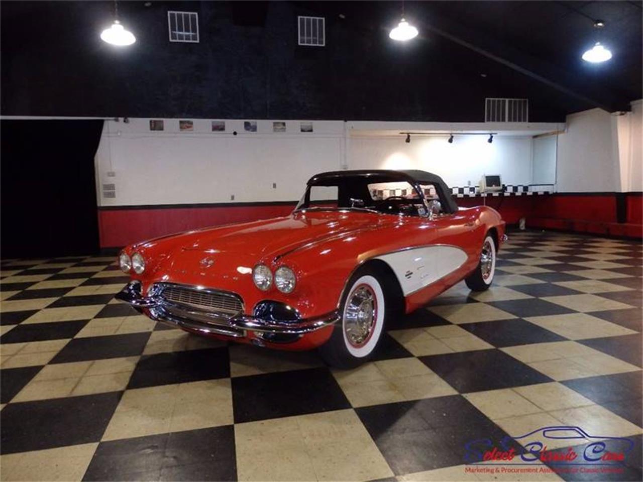 Large Picture of '61 Corvette located in Hiram Georgia - $69,500.00 - L521