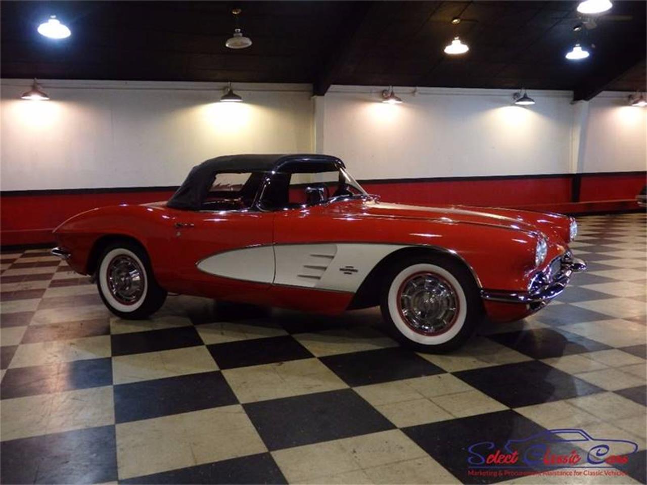 Large Picture of Classic '61 Chevrolet Corvette located in Hiram Georgia - $69,500.00 - L521