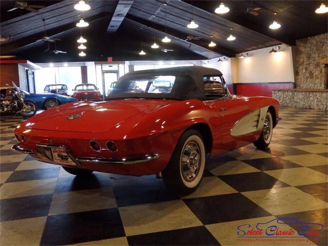 Large Picture of Classic 1961 Corvette located in Hiram Georgia - $69,500.00 - L521
