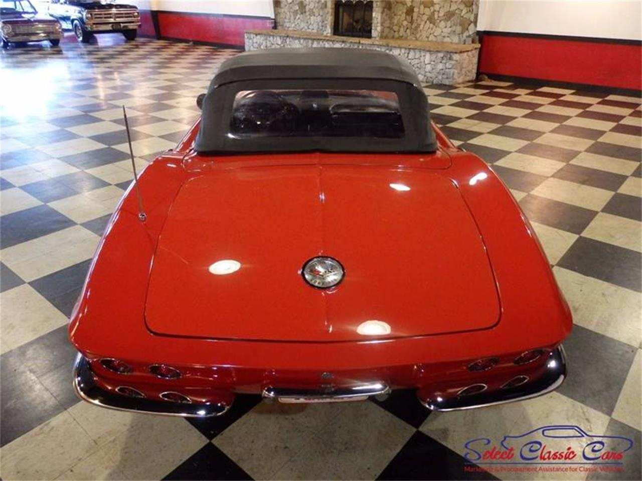 Large Picture of Classic 1961 Corvette - $69,500.00 Offered by Select Classic Cars - L521