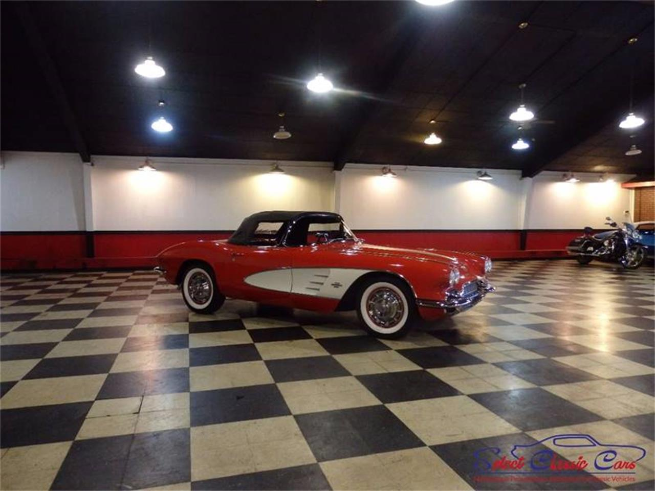 Large Picture of 1961 Chevrolet Corvette Offered by Select Classic Cars - L521