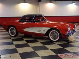 Picture of Classic 1961 Chevrolet Corvette Offered by Select Classic Cars - L521