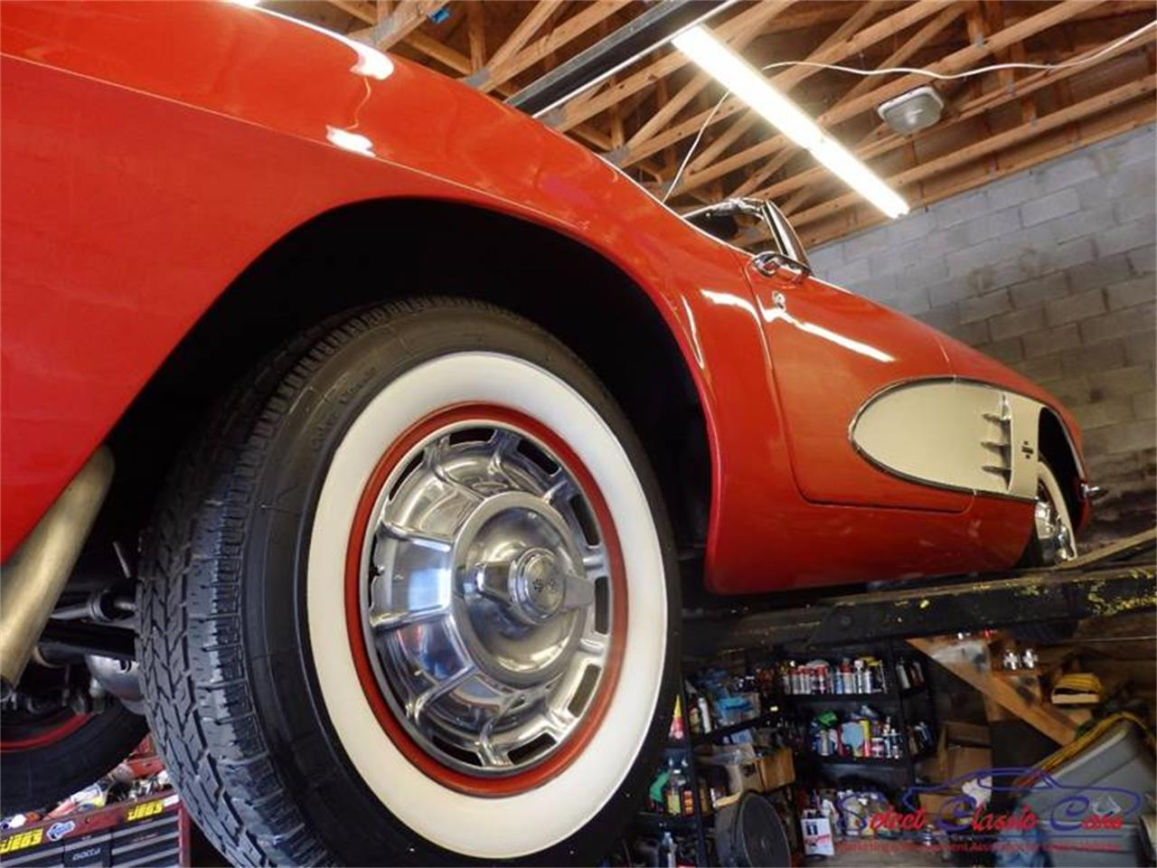 Large Picture of '61 Chevrolet Corvette located in Hiram Georgia Offered by Select Classic Cars - L521