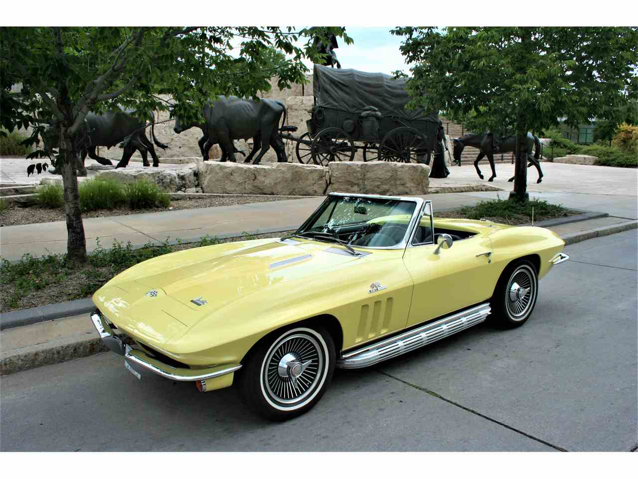 1966 Chevrolet Corvette for Sale | ClassicCars.com | CC-986337