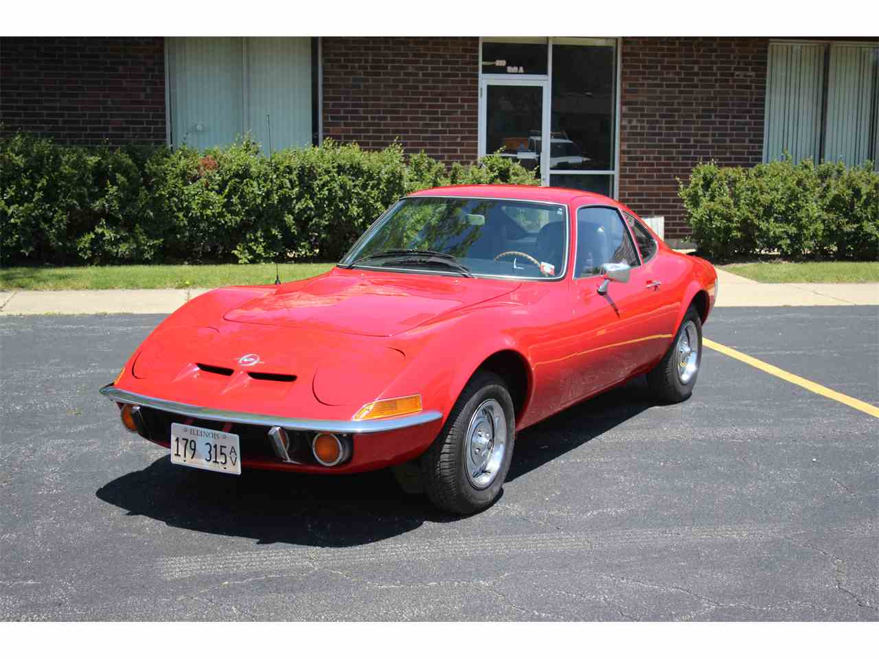 1971 Opel GT for Sale | ClicCars.com | CC-986338