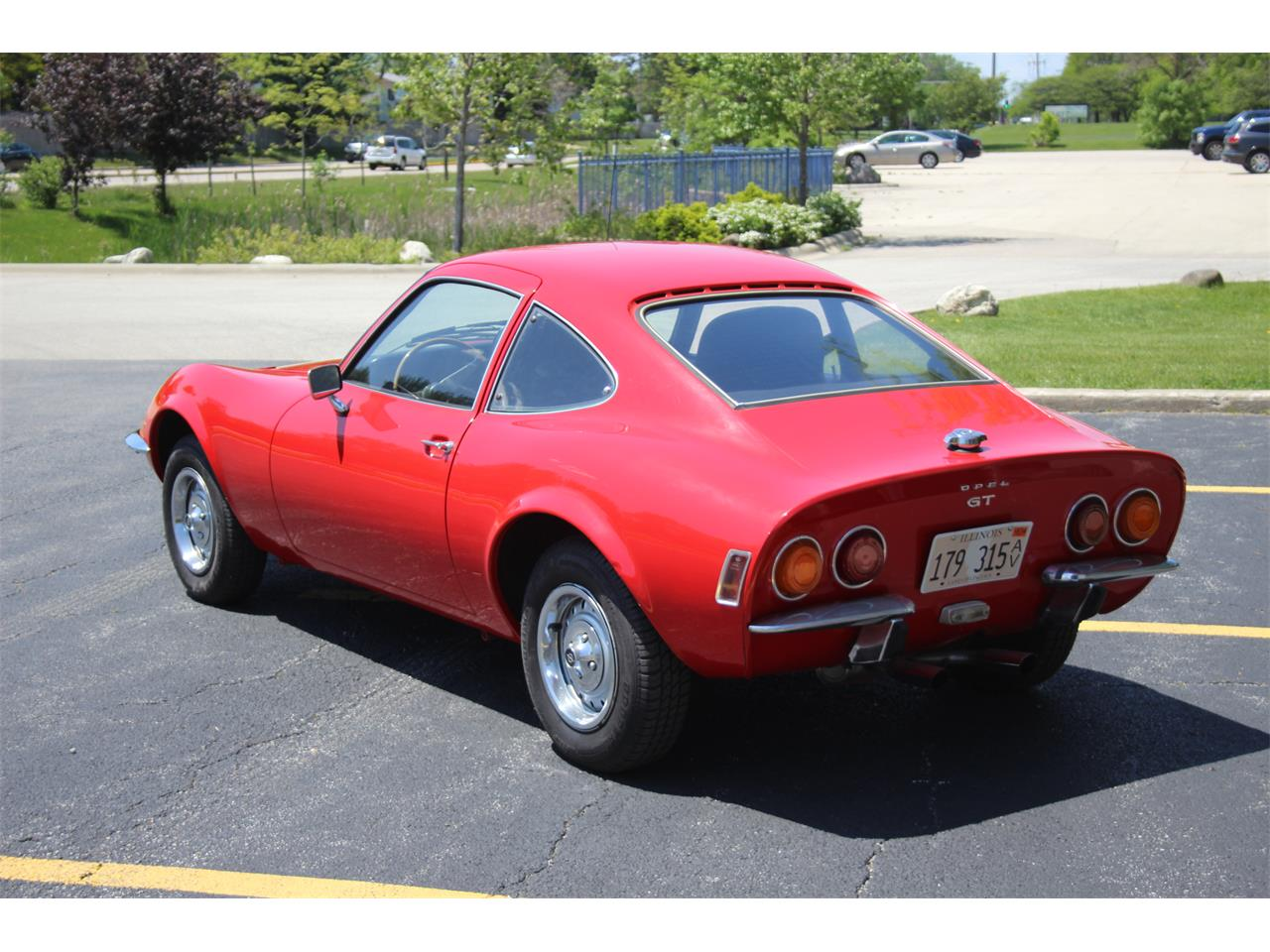 Large Picture of Classic '71 Opel GT - $10,900.00 - L52A