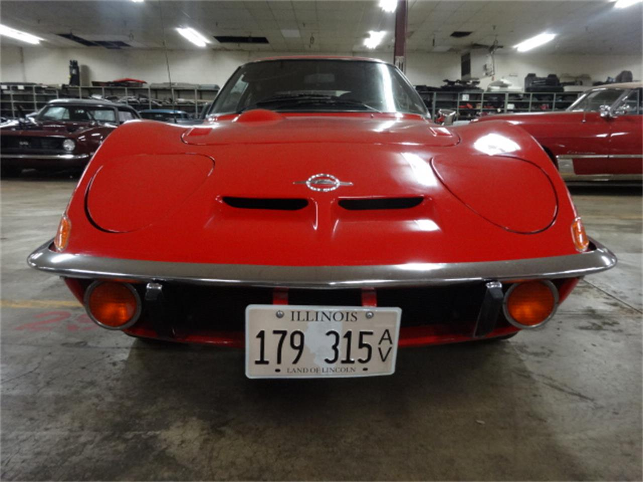 Large Picture of 1971 Opel GT located in Illinois - $10,900.00 - L52A