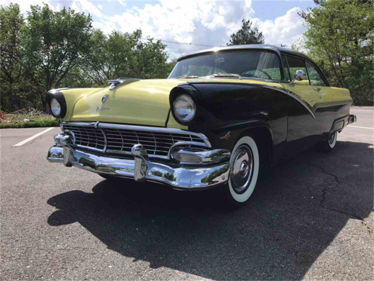 1956 Ford Victoria for Sale | ClassicCars.com | CC-986343