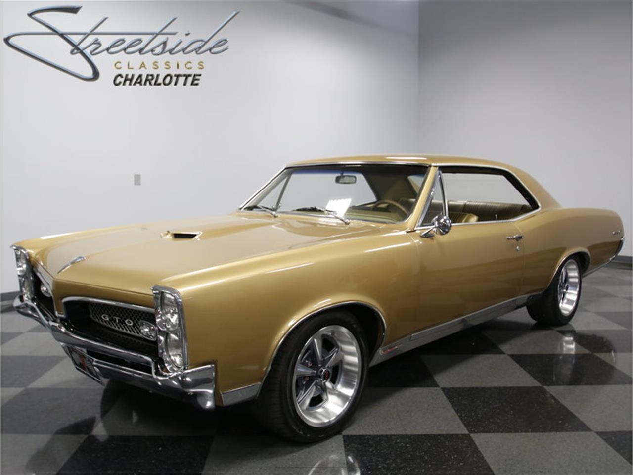 Large Picture of Classic 1967 Pontiac GTO located in Concord North Carolina - $51,995.00 Offered by Streetside Classics - Charlotte - L52I