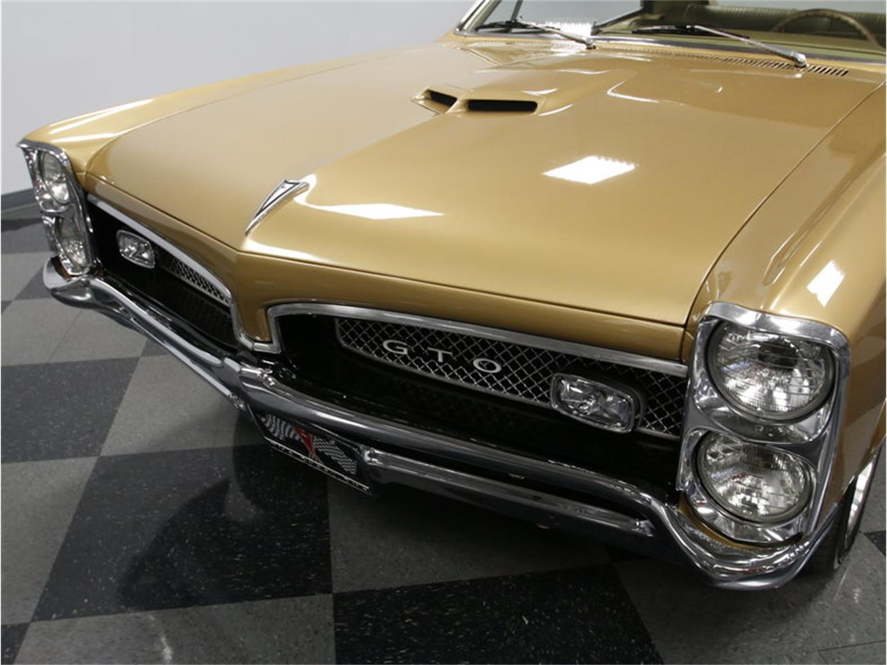 Large Picture of '67 GTO - L52I