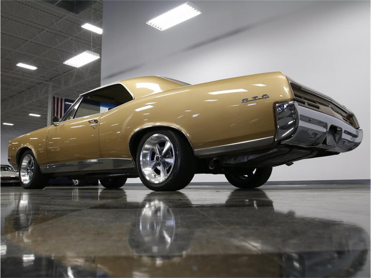 Large Picture of Classic 1967 GTO located in North Carolina - $51,995.00 - L52I