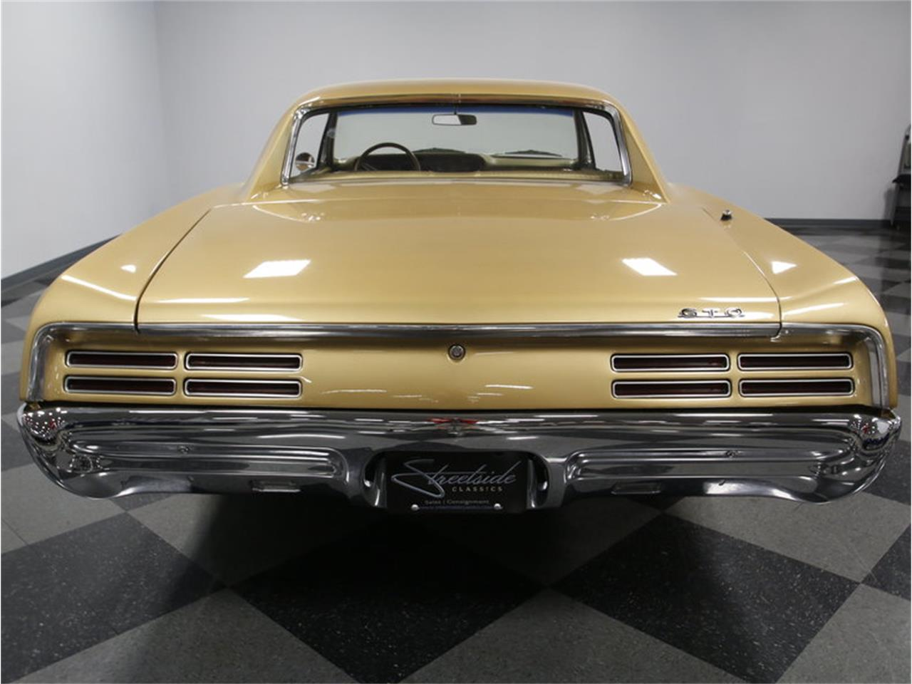 Large Picture of 1967 Pontiac GTO located in North Carolina - $51,995.00 Offered by Streetside Classics - Charlotte - L52I