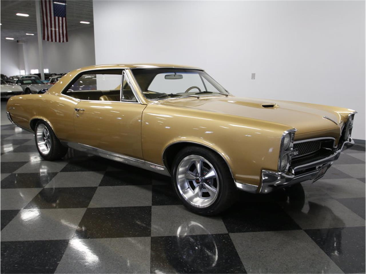 Large Picture of Classic '67 Pontiac GTO located in North Carolina - $51,995.00 Offered by Streetside Classics - Charlotte - L52I