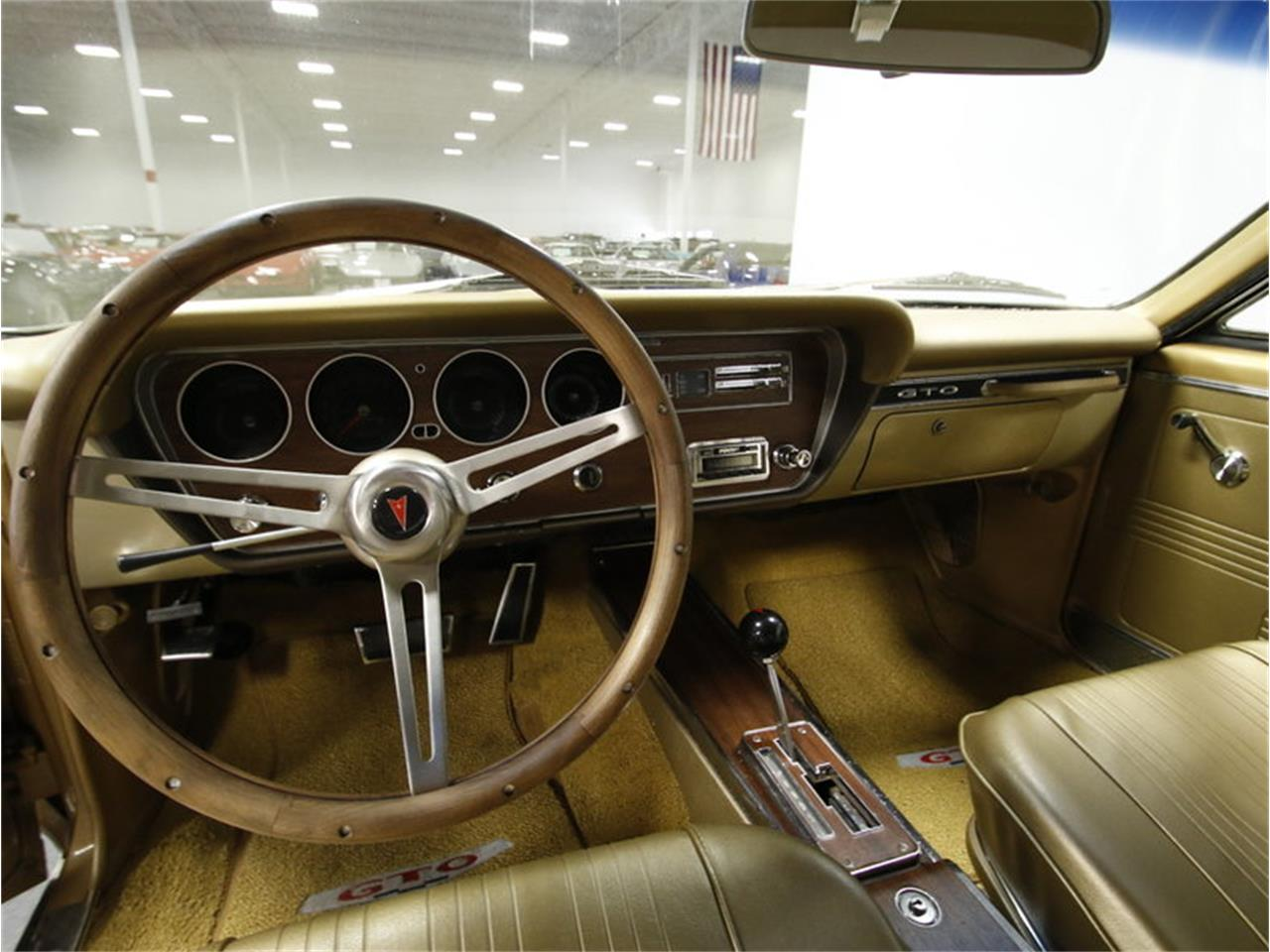 Large Picture of Classic 1967 GTO located in Concord North Carolina - $51,995.00 - L52I