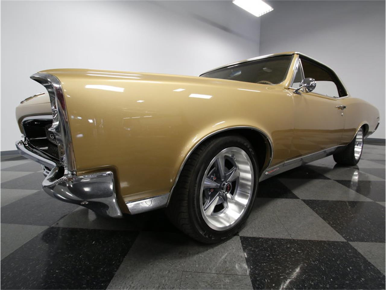 Large Picture of Classic 1967 GTO - $51,995.00 Offered by Streetside Classics - Charlotte - L52I
