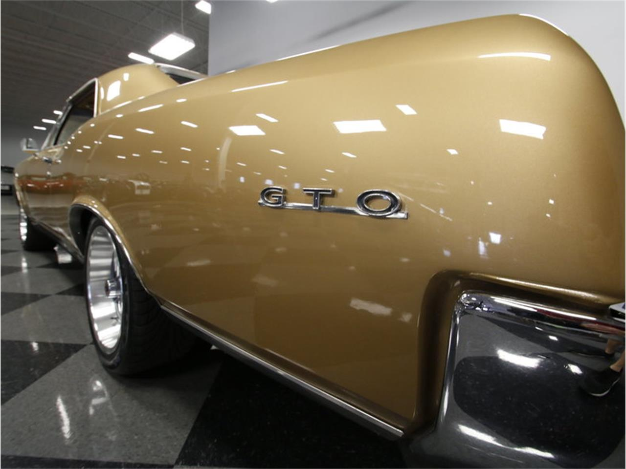 Large Picture of Classic '67 GTO located in North Carolina Offered by Streetside Classics - Charlotte - L52I