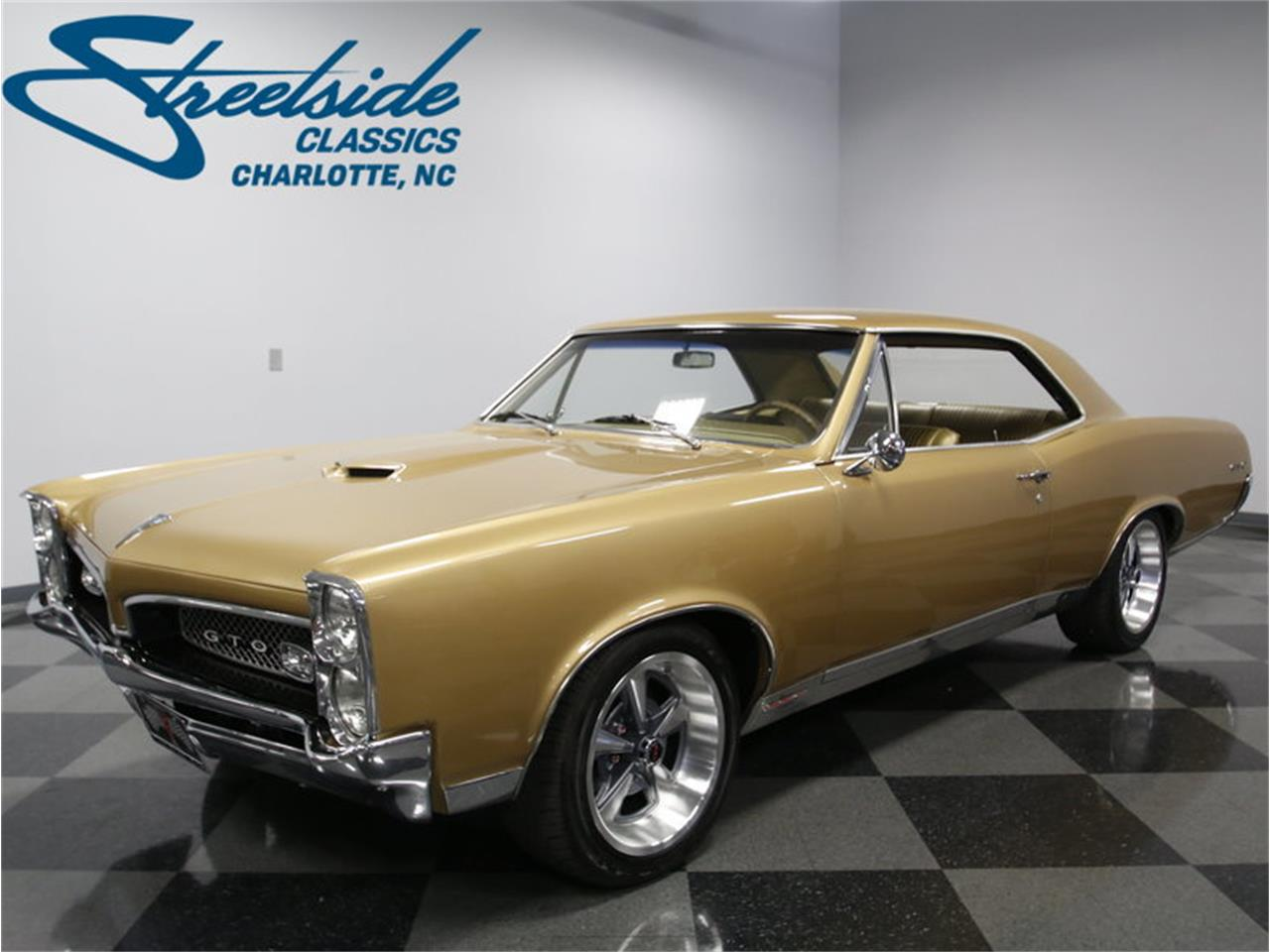 Large Picture of Classic 1967 Pontiac GTO located in North Carolina - $51,995.00 - L52I