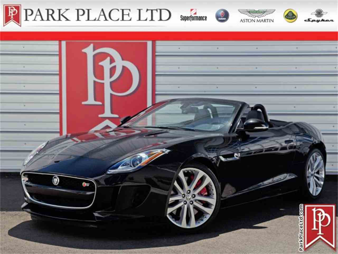 Large Picture of '14 F-Type - L530