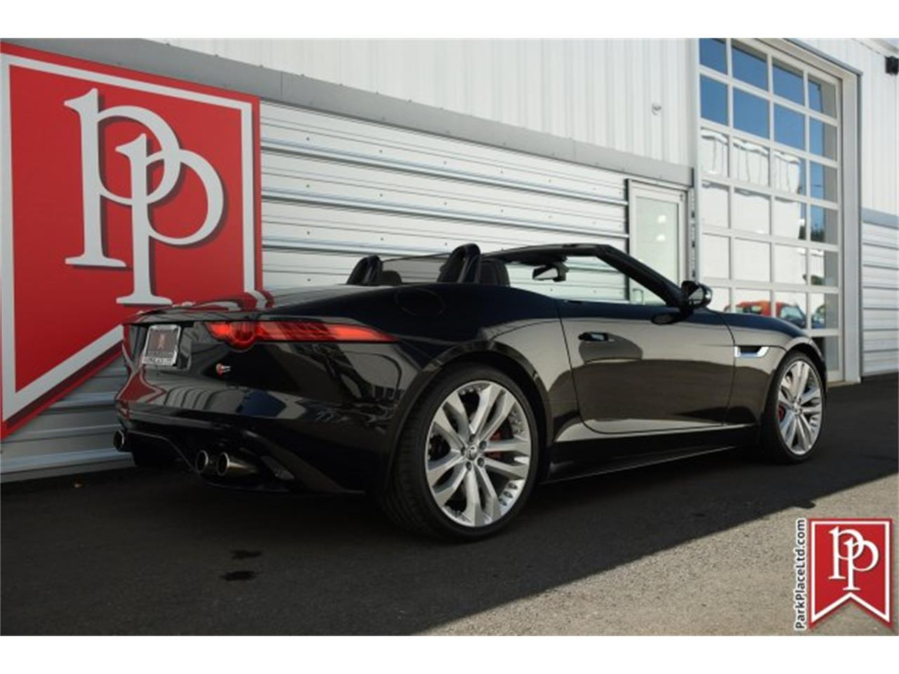 Large Picture of '14 F-Type located in Bellevue Washington - L530
